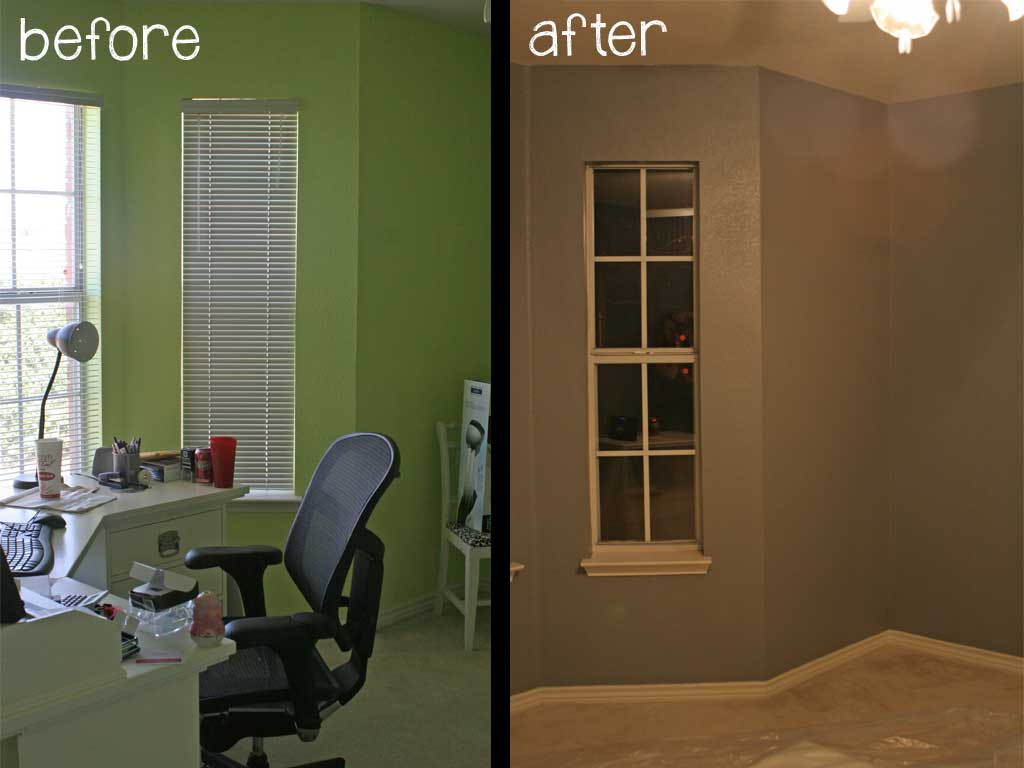 office-before-and-after