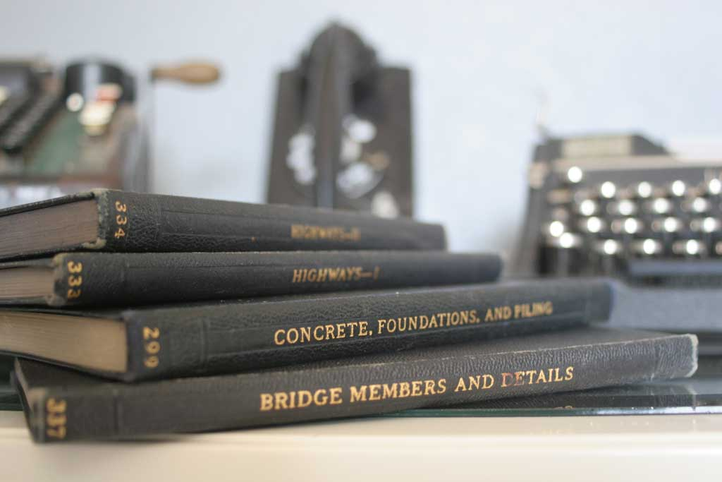 office-bridge-books