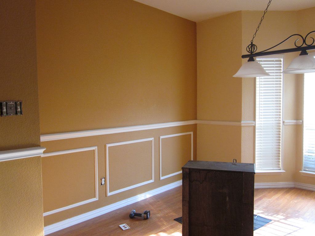 I may be from texas but i still don t love burnt orange - Burnt orange accent wall ...