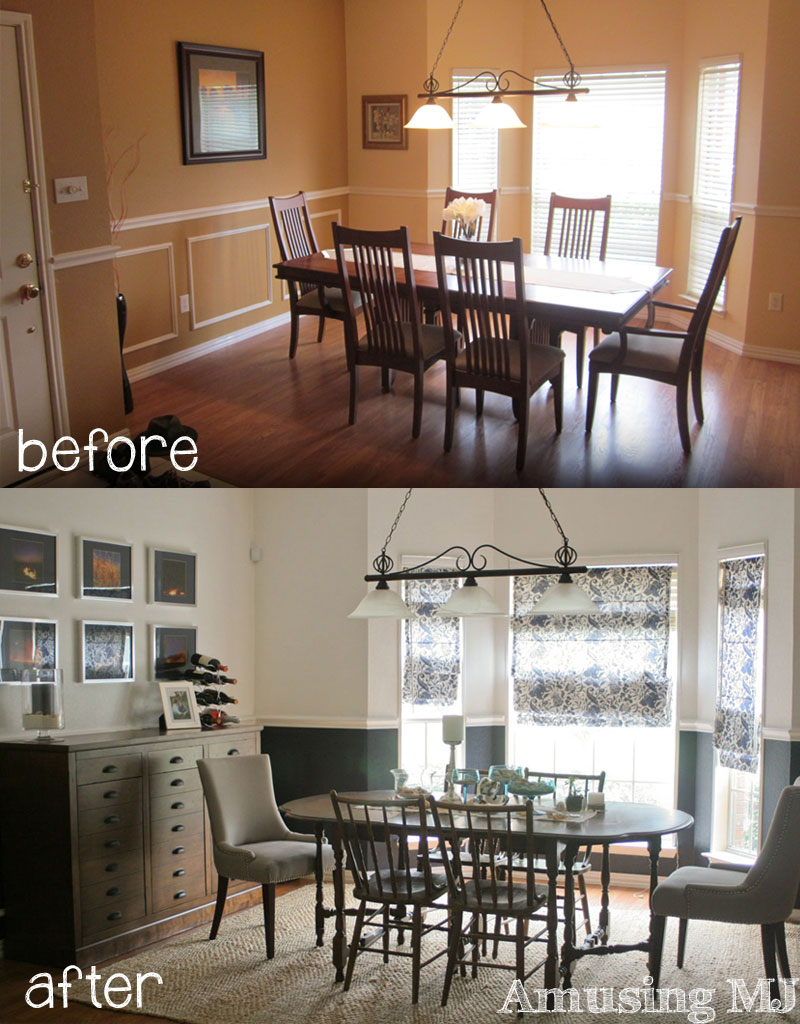 Dining-Before-and-After