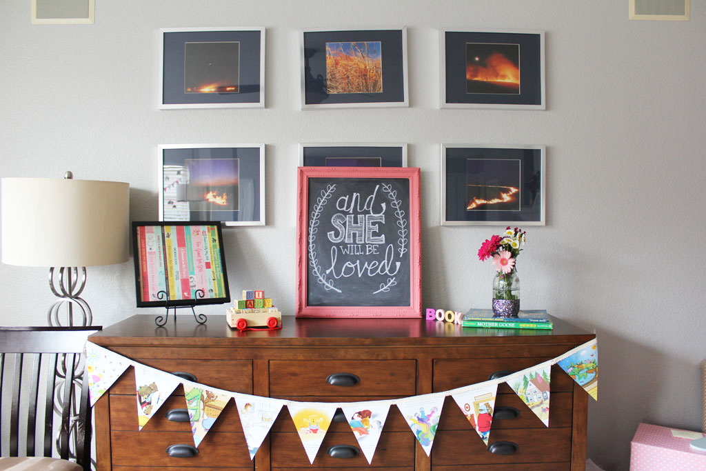 Book Themed Baby Shower | www.amusingmj.com