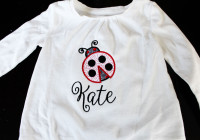 Applique T-Shirts