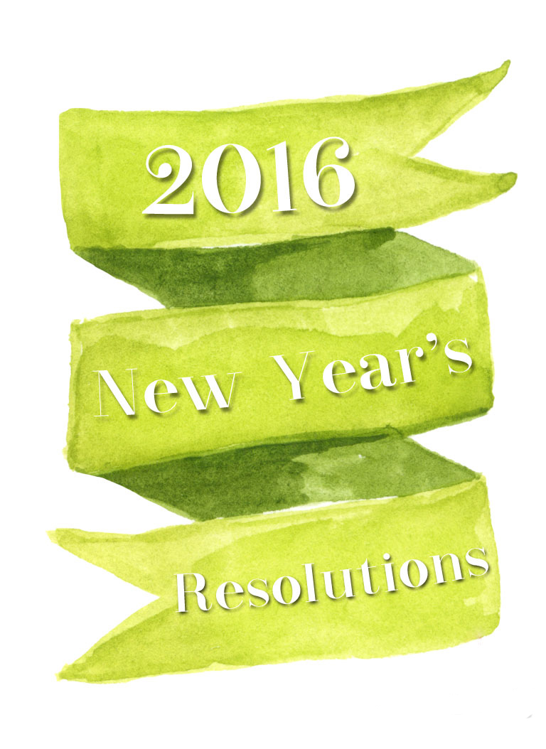 Amusing MJ New Year's Resolutions | www.amusingmj.com